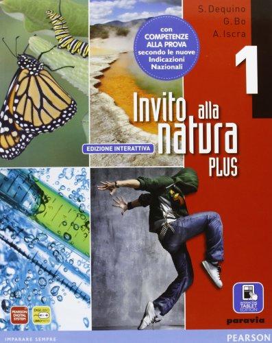 Invito alla natura plus. Per la Scuola media. Con e-book. Con espansione online: 1