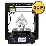 Anycubic I3 MEGA 3D Drucker Kit mit größerer Druckgröße und 3,5 Zoll TFT Touchscreen PLA ABS 1.75mm Filament
