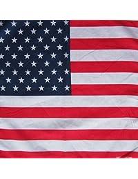 USA Stars & Stripes Flag 100% Cotton Bandana