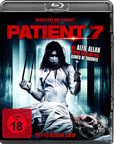 Patient 7 [Blu-ray]