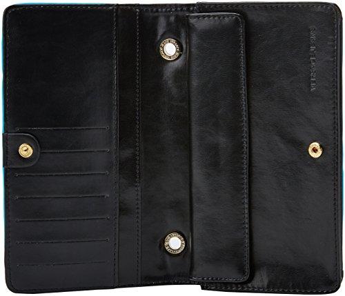 Versace Jeans Ee3vrbpy4 E70040, Borsa a Tracolla Donna, 10.5x4x19 cm (W x H x L) Turchese