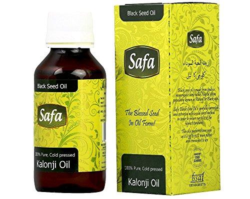 Safa Kalonji Oil, Cold Pressed - 100 ml