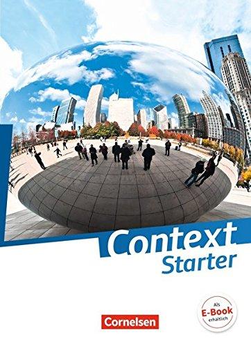 Preisvergleich Produktbild Context Starter: Schülerbuch (Festeinband)