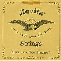 Aquila 9U Konzert-Ukulele-G-Saite, New Nylgut, 4th low G, umsponnen