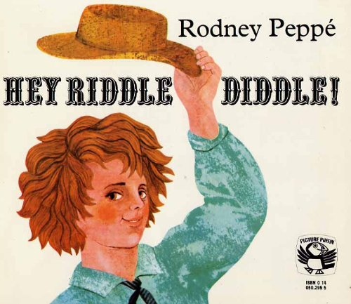 Hey riddle diddle! : a book of traditional riddles