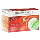 H&S Bachblüten Erste Hilfe-Tee, 20 St