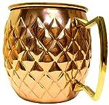 Canopus Crafts Copper Mug 500 ML/Copper Moscow Mule Mug