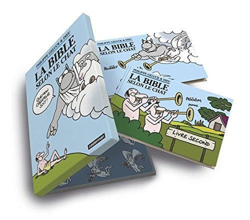 Le Chat, Tome 18 : La bible selon le chat par Philippe Geluck