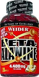 Weider, Beta-Alanine, 1er Pack (1x 120 Kapseln)