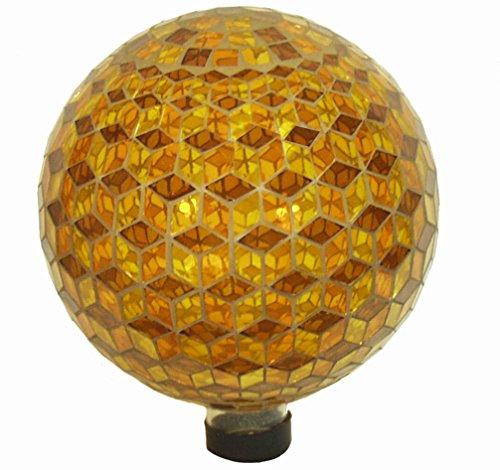 ECHO Valley e-v 25,4cm Auburn Diamant Mosaik Gazing Globe -