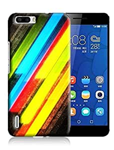 PrintFunny Designer Printed Case For HuaweiHonorHolly6+