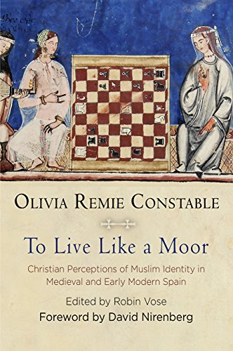 To Live Like a Moor: Christian Perceptions of Muslim Identity in Medieval and Early Modern Spain (The Middle Ages Series) por Olivia Remie Constable