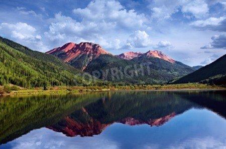 Colorado Iron (Alu-Dibond-Bild 110 x 70 cm: