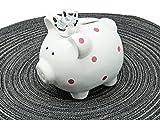 Bada Bing Sparschwein Schwein Ferkel Krone Pinke Punkte Zuckersüß Mädchen