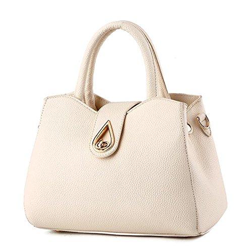 moda-sport-piazza-sezione-pu-pelle-donne-multicolore-tracolla-messenger-handbag-white