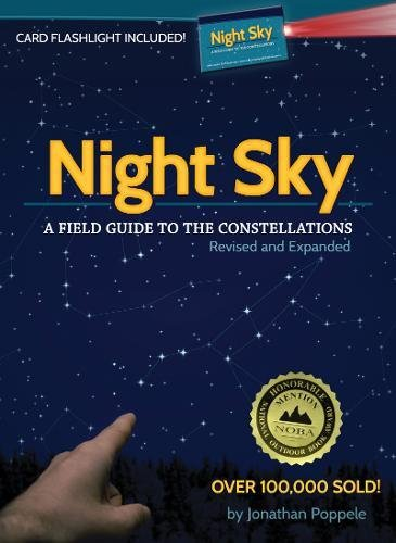 Night Sky: A Field Guide to the Constellations di Jonathan Poppele