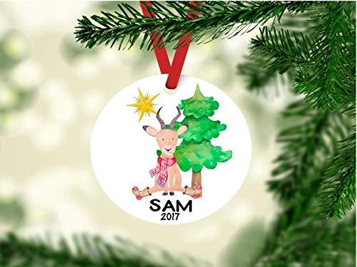 (Dozili Child's Weihnachtsdekoration für Babys, St. Weihnachten, Antelope)