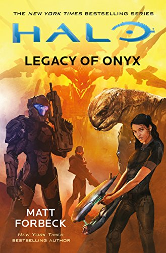Halo: Legacy of Onyx (English Edition) Onyx-tv