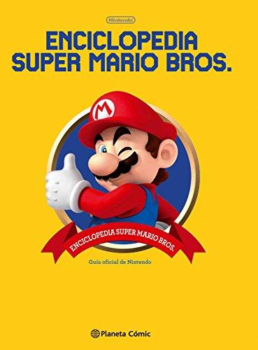 Enciclopedia Super Mario Bros 30ª Aniversario (Enciclopedia de Super Mario)