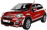 Fiat 500X 1.3 MJet Pop Star, Rossa - noleggio a lungo termine Be-Free - Welcome Kit
