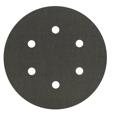 Bosch 2608605128 Disque abrasif pour ponceuse excentrique Ø 150 mm 6 Trous Grain 240 5 pièces