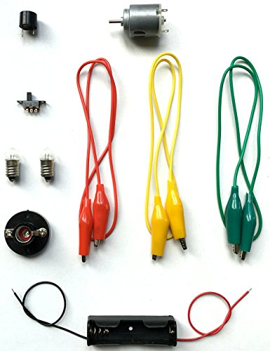 Montessori Learning Toys - Electric Circuit Kit 1