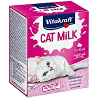 Vitakraft Cat Milk 7 x 20ml, 6er Pack (6 x 140 ml)
