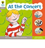 Oxford Reading Tree: Floppy Phonic Sounds & Letters Stage 1 More A at the Concert (Paperback) - Common