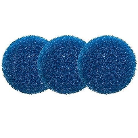 3 x Eheim Ecco Foam filter Pads (2232/2234/2236 and ecco pro 130/200/300)