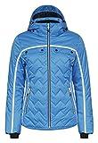 Icepeak Venda Damen Ski Winterjacke hellblau weiß (36)