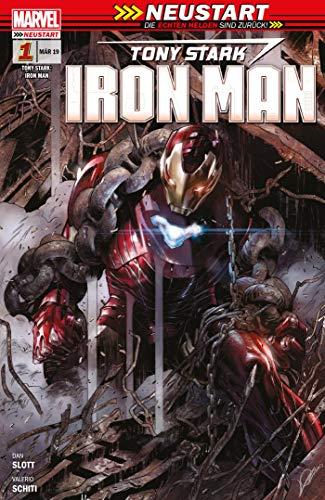 Tony Stark: Iron Man: Bd. 1: Die Rückkehr einer Legende (Iron Man Comic Book 1)