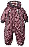 Racoon Baby-Mädchen Sally Mixed Dot Schneeanzug (9.000 Wassersäule), Mehrfarbig (Grape Shake Gra), 92