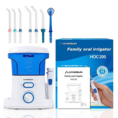 Hangsun Munddusche Dental HOC200Professional Care extrahart Familie Waterjet - 7