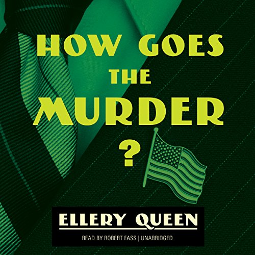 How Goes the Murder?  Audiolibri