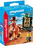 Playmobil Especiales Plus-9083 Cowboy,, única (9083