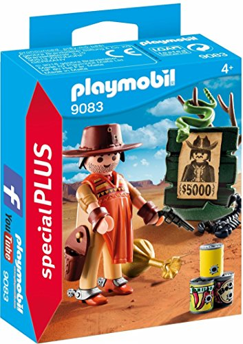 Playmobil Especiales Plus-9083 Cowboy