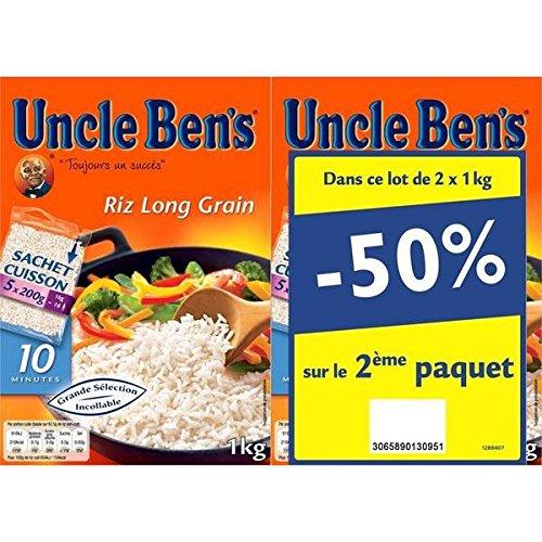 uncle-bens-riz-sachet-cuisson-10-minutes-1kg-x2-2nd-a-50-prix-unitaire-envoi-rapide-et-soignee