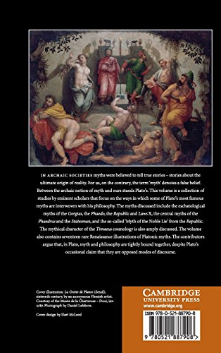 Plato's Myths Hardback