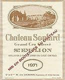 Soutard - Château Soutard Rouge 2005 Appellation Saint Emilion Gc