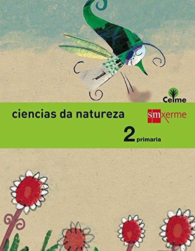 Ciencias da natureza. 2 Primaria. Celme - 9788498545098 por Mercedes Garín Muñoz