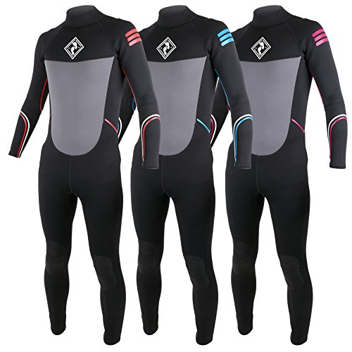 Two Bare Feet GLIDER - Kids Childrens Full Length Wetsuit Boys and Girls