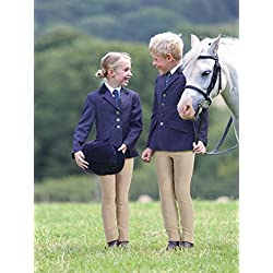 Shires Childs Aston Show Riding Jacket All Sizes Navy, Black, Showing