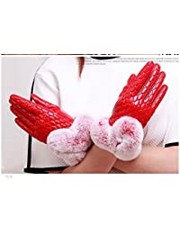 21eb36e889e57c Suchergebnis auf Amazon.de für: rote lederhandschuhe - Mädchen: Bekleidung