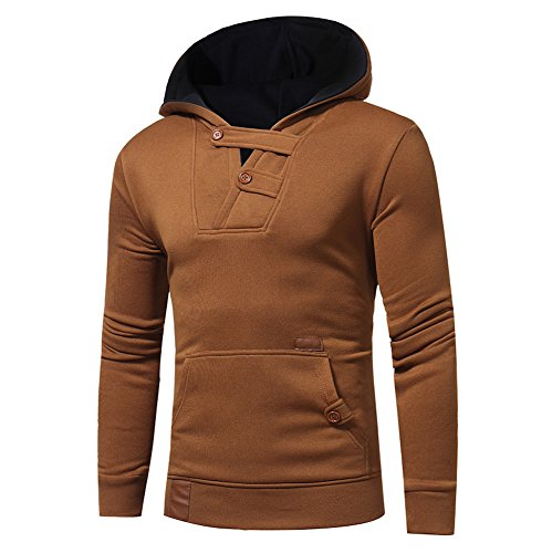 IMJONO Herrenkleidung Mens ' Herbst Winter Hoodie Hooded -