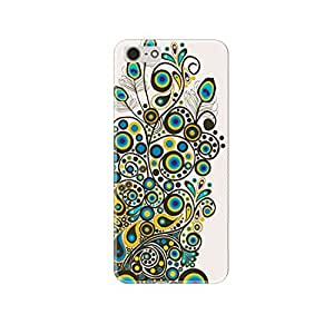 Pattern-flower Case For Apple iPhone 6