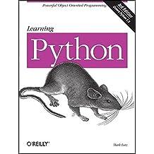 [(Learning Python)] [By (author) Mark Lutz] published on (November, 2007)
