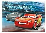 Undercover CAAD0962 - Freundebuch A5, Disney Pixar Cars 3