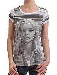 Maison Scotch T-shirt pour femme–1324–07.51837–Dessin E