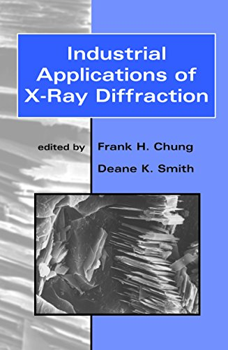 Industrial Applications of X-Ray Diffraction