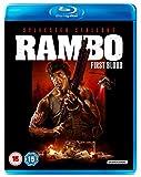 Rambo: First Blood [Blu-ray] [2018]